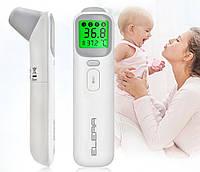 Бесконтактный термометр ELERA Инфракрасный термометр для тела и бытовых предметов Электронный градусни детский