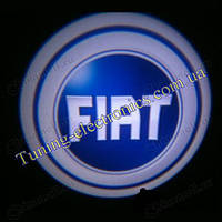 FIAT/Фиат Врезные проекторы логотипа автомобиля в двери