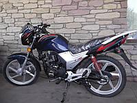 Мотоцикл Musstang MT200-7