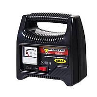 Зарядний пристрій 75 Вт, 12 В, Forte CD-6A (49333)