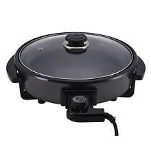 Електро-сковорода WOK Teflon Vimar VPE-367 36см 1500Вт
