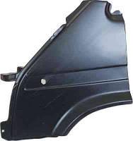 Крыло левое Ford Transit -00 с отверстием переднее (FPS). 6678004