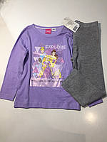 Пижама для девочки 86/92 lupilu Принцессы Диснея