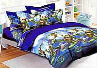 Комплект постельного белья подростковый  Черепашки Ниндзя