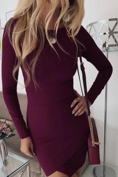 Приталенное женское платье Cleo