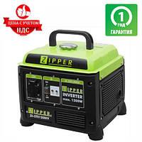 Генератор инверторный ZIPPER ZI-STE1200IV (1.2 кВт)