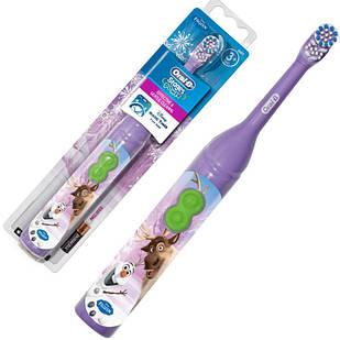 Електрична зубна щітка BRAUN Oral-b  DB3 Холодне серце (Frozen)