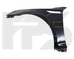 Крыло переднее левое KIA Optima 11- с отверстием под указатель поворота (FPS)