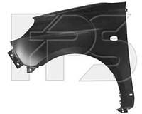 Крыло переднее левое KIA Picanto 08-11 +отверстие под молдинг +отверстие под указатель (FPS)