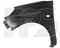 Крыло переднее левое KIA Picanto 08-11 -отверстие под молдинг +отверстие под указатель (FPS)