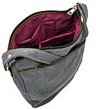 Джинсовая сумка ШОТЛАНДЕЦ, фото 5