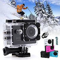 Экстрим камера SJ4000 WI-FI FULLHD 1080P!