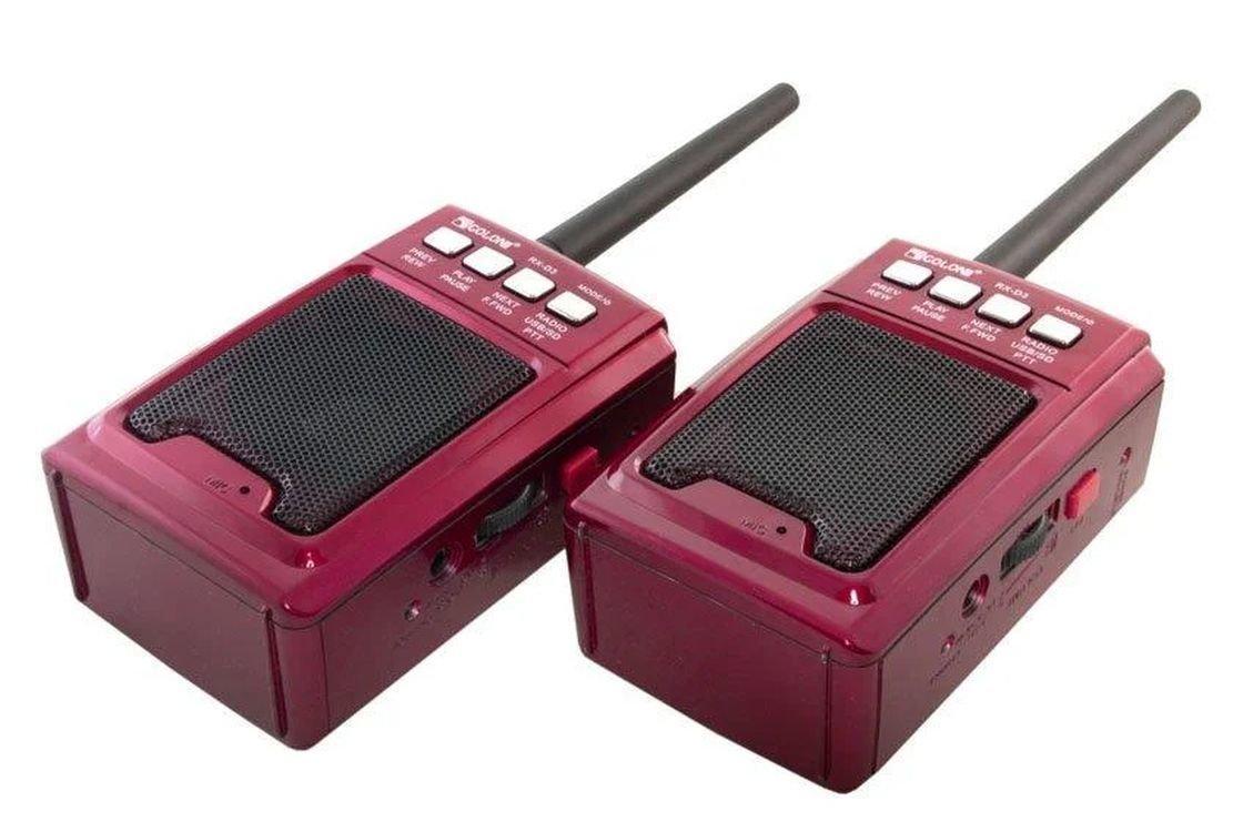 Радиоприемник рация Golon Rx-d3