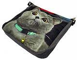 Джинсовая сумка ШОТЛАНДЕЦ, фото 2