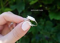 Серебряное кольцо Стрела, фото 1