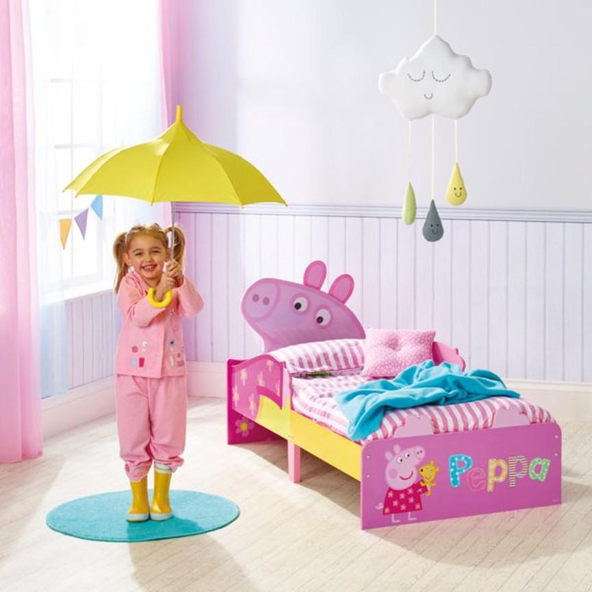 "Дитяче ліжко ""Пеппа""⠀ полуторне"