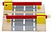 Детская железная дорога MALATEC A847 100 ел., фото 6