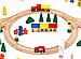 Детская железная дорога MALATEC A847 100 ел., фото 10