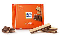 Шоколад RITTER SPORT WAFFEL 100 г.