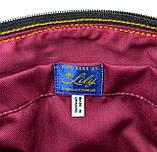 Джинсовая сумка БРИТАНКА, фото 7
