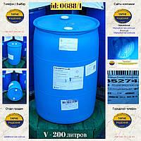 0688/1: Бочка (200 л. б/у пластикова ✦ Додецилбензол-сульфанат натрію