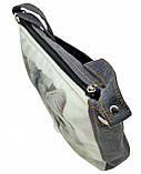 Джинсовая сумка БРИТАНКА, фото 3