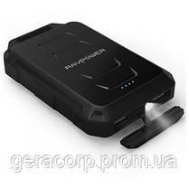 Внешний аккумулятор RavPower Power Bank 10500mAh Black (RP-PB044), фото 3