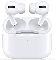 Беспроводные Bluetooth наушники Pro with Wireless Charging Case Белый