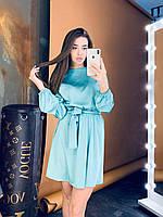 Платье из шёлка, фото 1