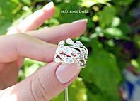 Кольцо из серебра арт. 210860, фото 1