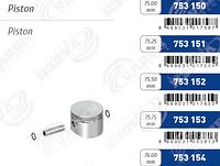 Поршень компрессора WABCO, MB Unimog     1310534