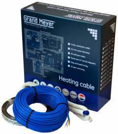 Нагревательный кабель для тёплого пола 7,7-12,1m2 Grant Meyer THC20-85
