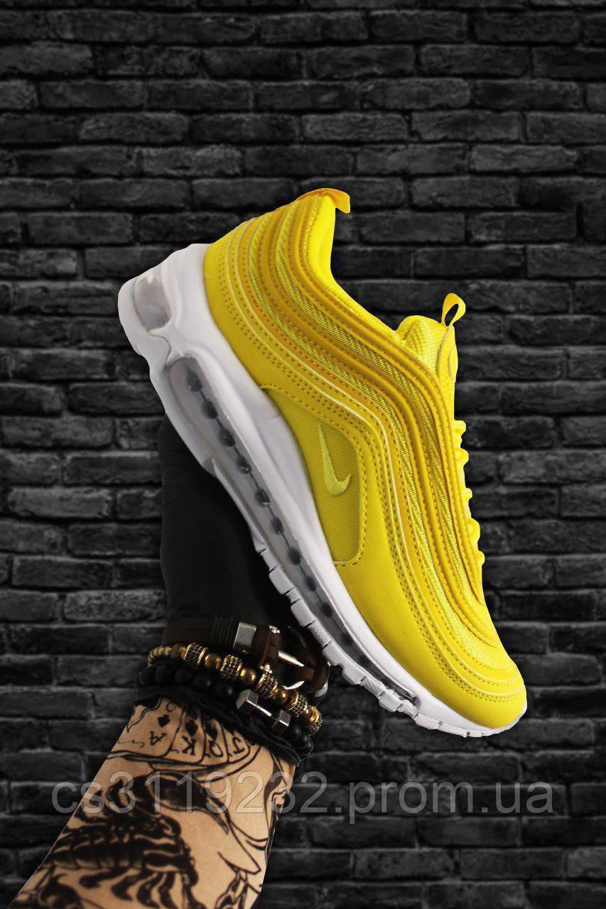 Жіночі кросівки Nike Air Max 97 Yellow (жовтий)