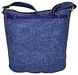 Джинсовая сумка АЗИЙСКАЯ, фото 4