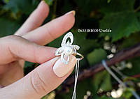 Элегантное кольцо с жемчугом, фото 1