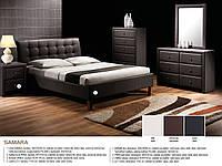 Кровать двуспальная SAMARA