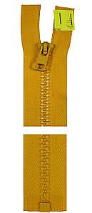 Блискавка ARTA-F | Тракторна | 35 см | Тип 5 | 1 бігунок | Жовта