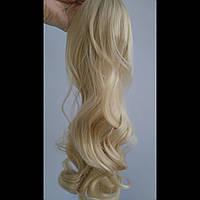 Трессы блонд 613А отдельными прядями