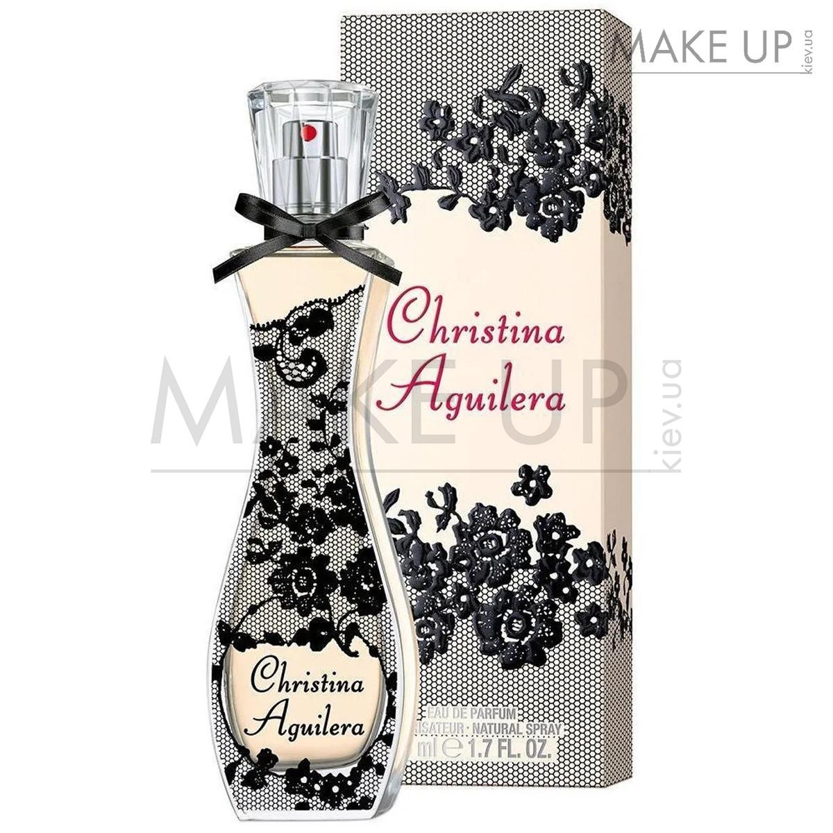 Женская парфюмированная вода Christina Aguilera EDP 75 мл.   Лицензия Объединённые  Арабские Эмираты