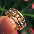 Золотое кольцо женское - Женское золотое кольцо Картье, фото 6