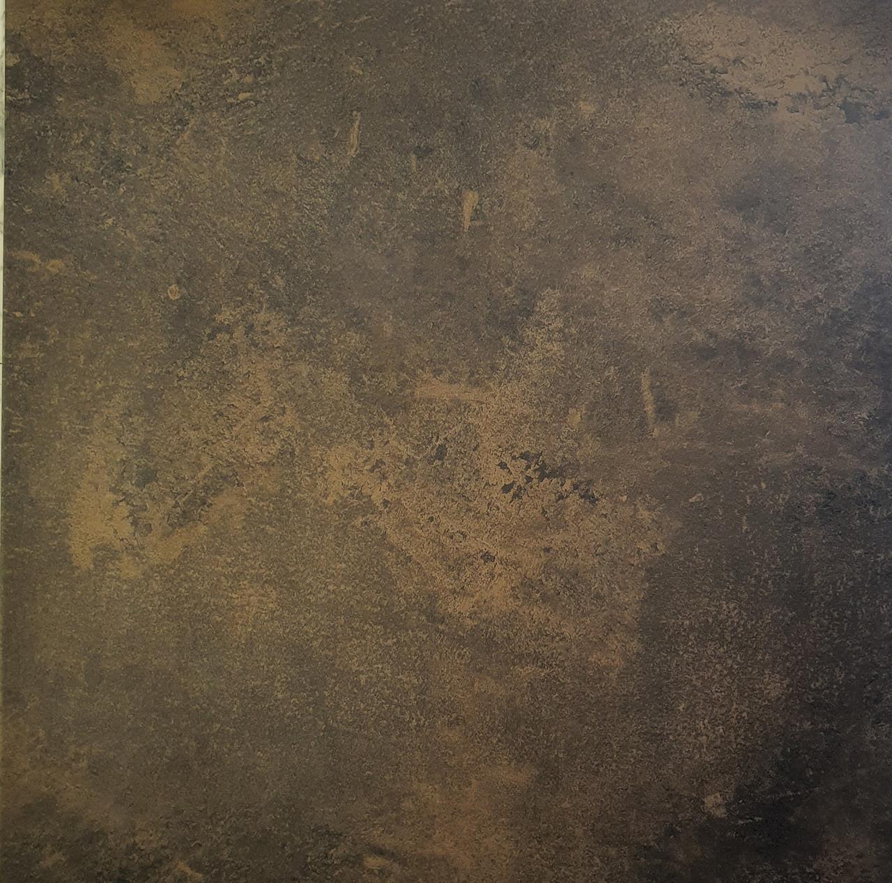 Плитка керамогранит Lava 600x600 коричневый