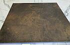 Плитка керамогранит Lava 600x600 коричневый, фото 2