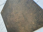 Плитка керамогранит Lava 600x600 коричневый, фото 3
