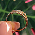 Золотое кольцо женское - Женское золотое кольцо Картье, фото 5