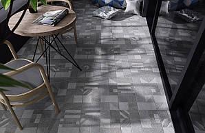 Плитка для підлоги Misto Matone сірий 400x400