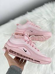 Женские кроссовки Air Max 97 Pink (розовый)
