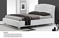 Кровать двуспальная SOFIA