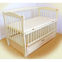 Как выбрать кроватку для новорождённого?