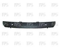 Молдинг (накладка) бампера переднего Mercedes Sprinter 06. 06- (FPS)