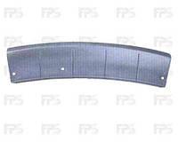 Молдинг (накладка) бампера переднего Mitsubishi Outlander I (FPS)
